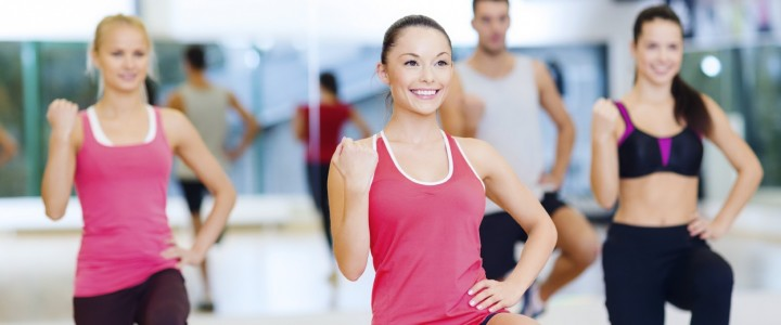 Instructor de Fitness Musical