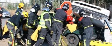 Experto en Rescates en Accidentes de Tráfico con Vehículos Pesados