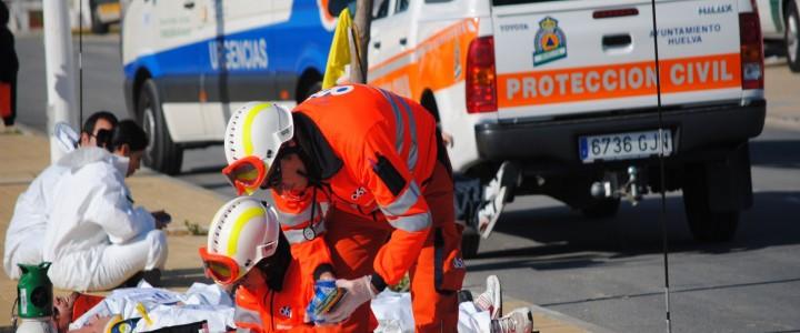 Curso gratis SEAD0311 Gestión y Coordinación en Protección Civil y Emergencias online para trabajadores y empresas