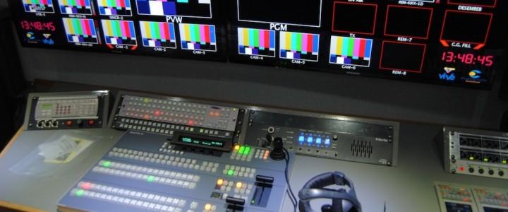 MF1566_2 Montaje y Mantenimiento de Sistemas de Producción Audiovisual en Estudios y Unidades Móviles