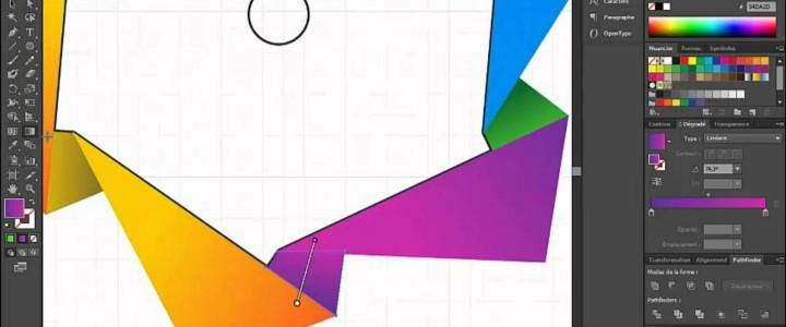 Curso gratis Illustrator CS6 online para trabajadores y empresas