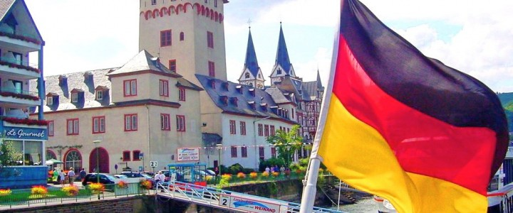 Curso gratis Alemán empresarial (B2-C1) online para trabajadores y empresas