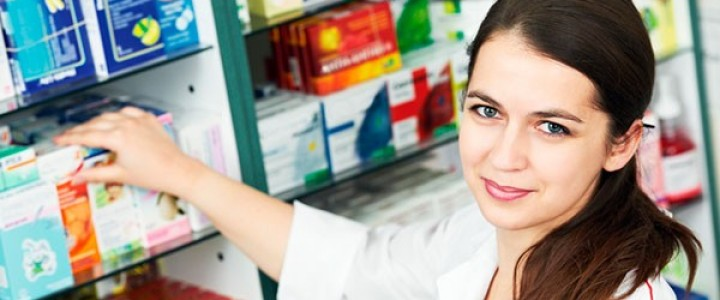 Curso gratis Prevención de Riesgos Laborales Básico. Sector Farmacias online para trabajadores y empresas