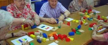 Animación para personas de la tercera edad