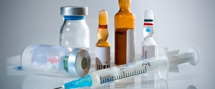 UF0714 Tratamientos con Calor y Esterilización en la Fabricación de Productos Farmacéuticos y Afines