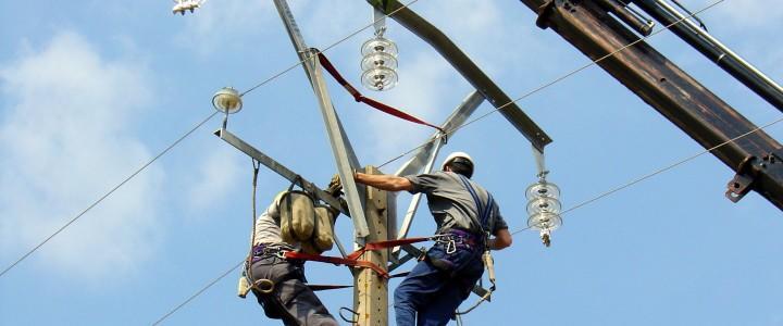 MF1178_2 Montaje y Mantenimiento de Redes Eléctricas Subterráneas de Alta Tensión