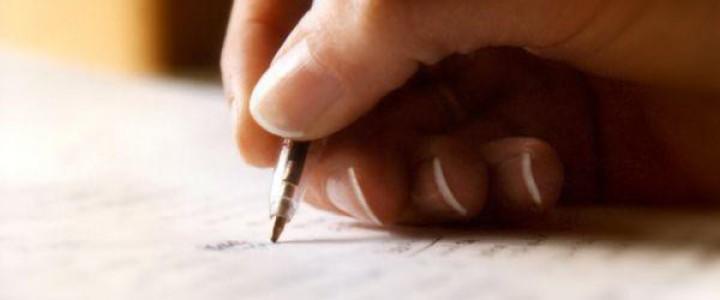 Curso gratis Superior de Escritura Creativa online para trabajadores y empresas