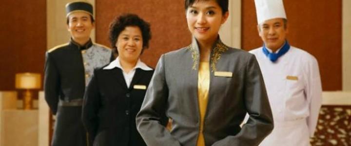 Curso gratis Superior de Gobernanta de Hotel online para trabajadores y empresas