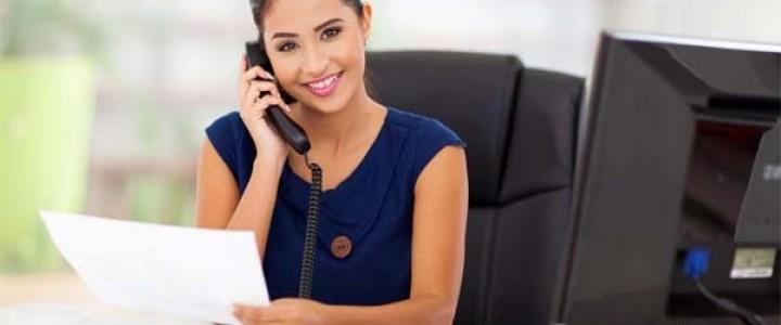 Curso gratis Especialista en Secretariado de Dirección online para trabajadores y empresas