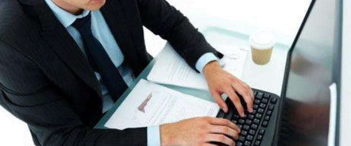 Curso gratis ADGD0108 Gestión Contable y Gestión Administrativa para Auditoría online para trabajadores y empresas