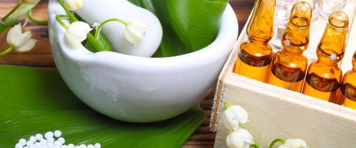 Curso gratis Online de Herbodietética y Homeopatía: Práctico online para trabajadores y empresas