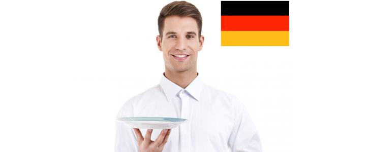 Curso gratis Online de Alemán Básico para Hostelería y Turismo. Nivel Oficial A1-A2 online para trabajadores y empresas