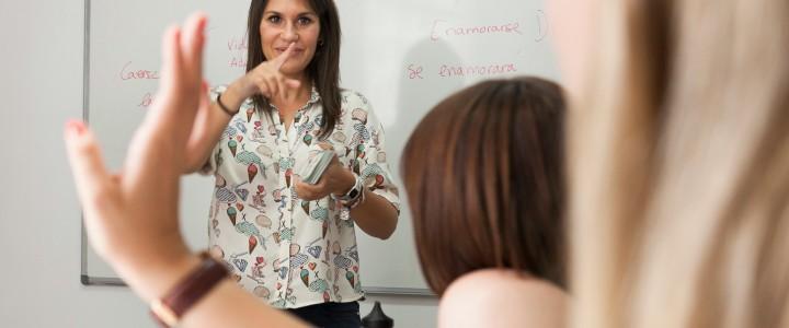 Curso gratis Online Profesor de Español para Extranjeros: Curso Práctico online para trabajadores y empresas