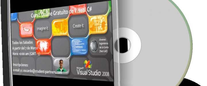 Curso gratis Online Programación C Sharp , Visual Studio online para trabajadores y empresas