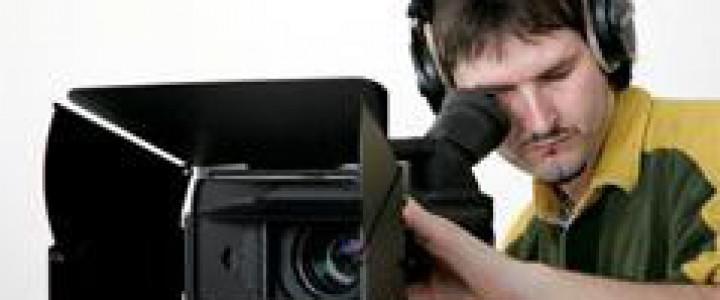 Curso gratis Técnico de Producción en Televisión online para trabajadores y empresas