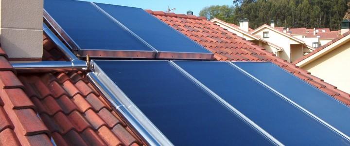 Curso gratis Online de Energía Solar Térmica: Instalación y Mantenimiento online para trabajadores y empresas