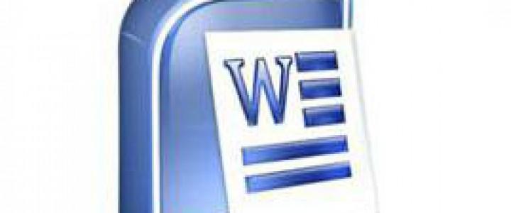 Curso gratis VBA para Word online para trabajadores y empresas