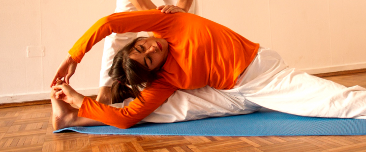 Curso gratis Online de Introducción a Yoga online para trabajadores y empresas