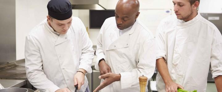 Curso gratis Online de Ayudante de Cocina: Práctico online para trabajadores y empresas