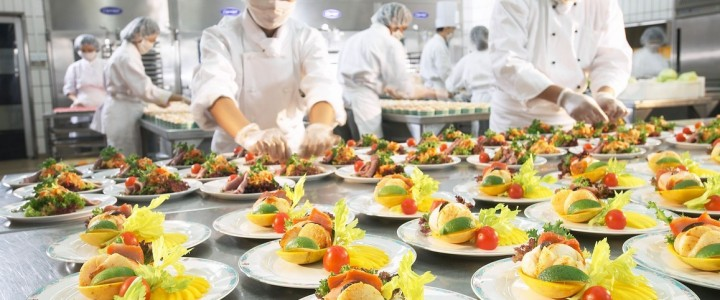 Curso gratis Online de Servicio de Catering online para trabajadores y empresas