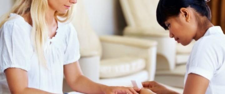 Curso gratis Online de Manicura: Práctico online para trabajadores y empresas