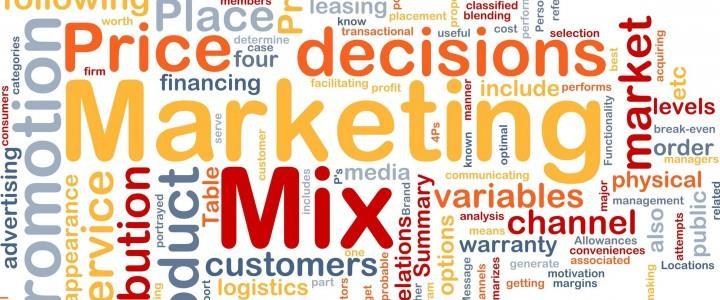 Curso gratis ¿Qué es el Marketing Mix? online para trabajadores y empresas
