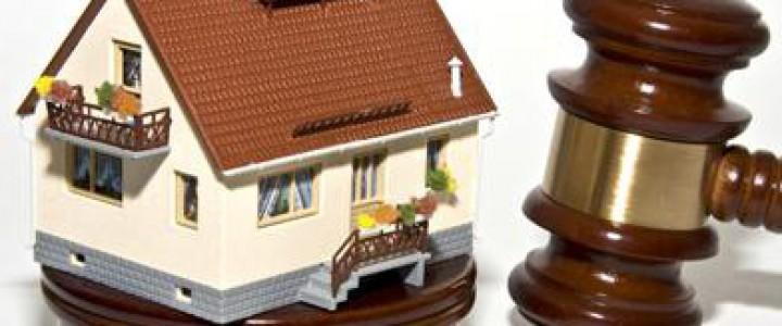 Curso gratis Derecho civil inmobiliario online para trabajadores y empresas