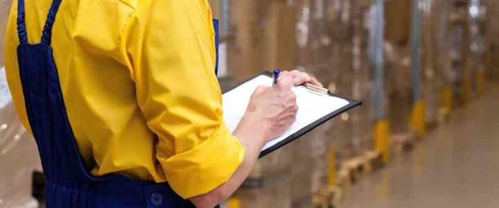 Curso gratis Práctico para llevar a cabo una Ficha de Almacén online para trabajadores y empresas