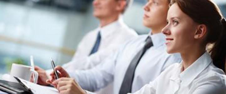 Curso gratis ADGG0308 Asistencia Documental y de Gestión en Despachos y Oficinas online para trabajadores y empresas