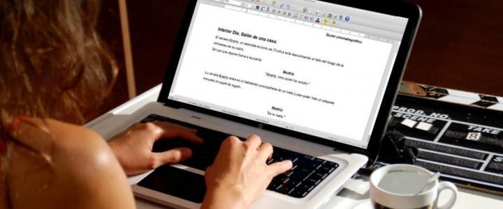 Curso gratis Online Cómo Escribir un Guión Cinematográfico online para trabajadores y empresas
