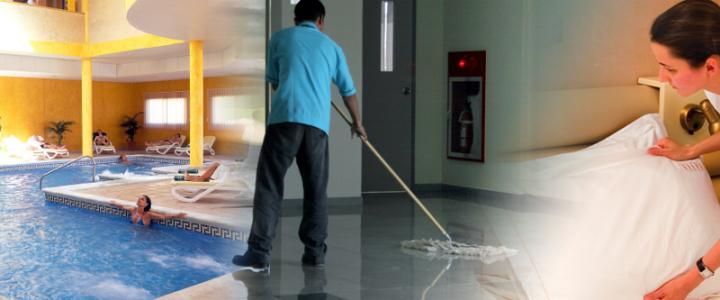 Curso gratis UF0039 Limpieza y Puesta a Punto de Pisos y Zonas Comunes en Alojamientos online para trabajadores y empresas