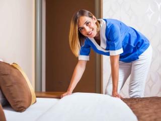 UF0045 Procesos de Limpieza y Puesta a Punto de Habitaciones y Zonas Comunes en Alojamientos