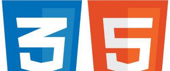 Curso gratis Diseño y desarrollo web con HTML 5 y CSS online para trabajadores y empresas
