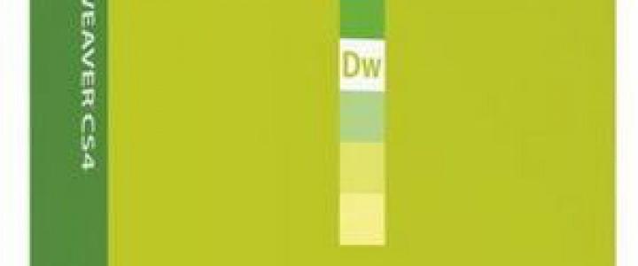 Curso gratis DreamWeaver CS4 online para trabajadores y empresas