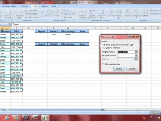 Tutorial Avanzado Excel y Access