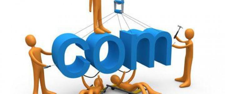 Curso gratis Edición y maquetación web online para trabajadores y empresas