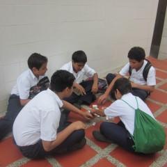 Educación para la Paz y Gestión de la Convivencia en Educación Secundaria