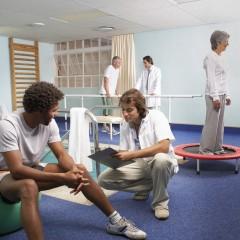 Técnico Profesional en Rehabilitación Funcional del Anciano