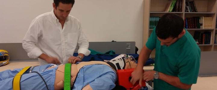 Especialista en Urgencias del Paciente Politraumatizado