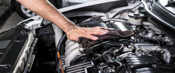 UF1217 Mantenimiento de Sistemas Auxiliares del Motor de Ciclo Diesel