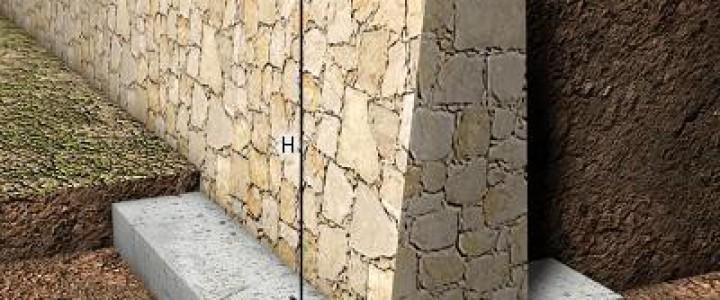 Curso gratis Ejecución de muros de mampostería. EOCB0108 - Fábricas de albañilería online para trabajadores y empresas