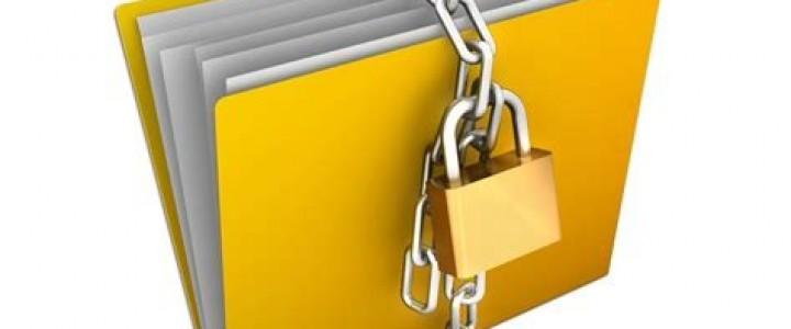 Responsable de Seguridad en Materia de Protección de Datos: LOPD