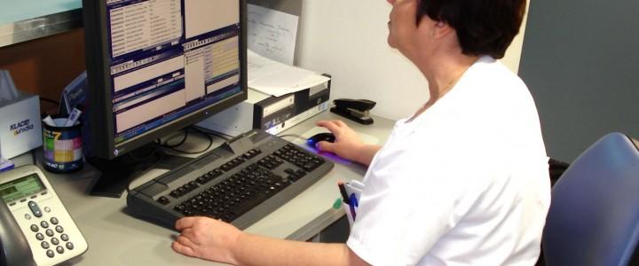 Administrativo-Recepcionista en Policlínicas y Hospitales