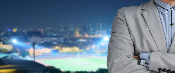 Curso gratis Postgrado en Dirección de Entidades Deportivas online para trabajadores y empresas
