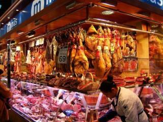 Elaboración de curados y salazones cárnicos. INAI0108 - Carnicería y elaboración de productos cárnicos