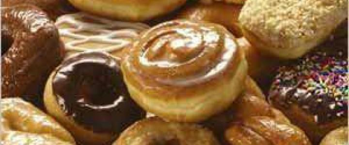 Elaboración de productos de bollería. INAF0108 - Panadería y Bollería