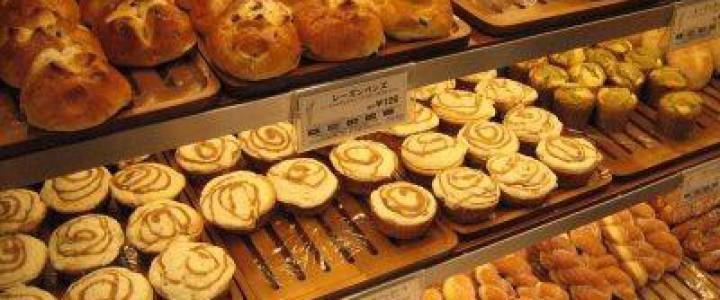 Curso gratis Elaboración de productos de panadería. INAF0108 - Panadería y Bollería online para trabajadores y empresas
