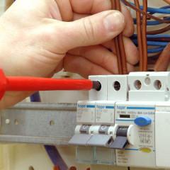 Electricista de edificios y viviendas