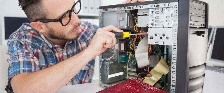 Curso gratis Electrónico de mantenimiento y reparación online para trabajadores y empresas