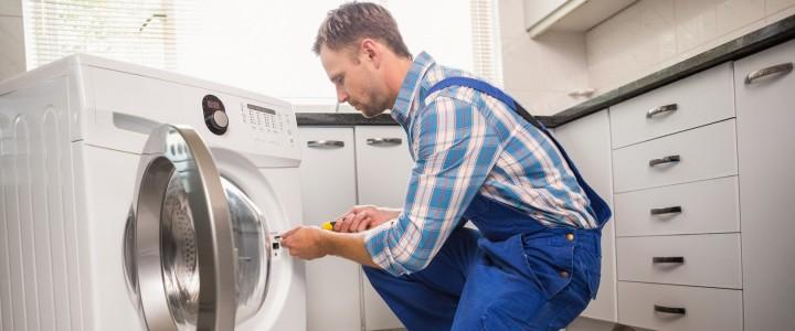 Curso gratis ELEM0411 Mantenimiento de Electrodomésticos online para trabajadores y empresas